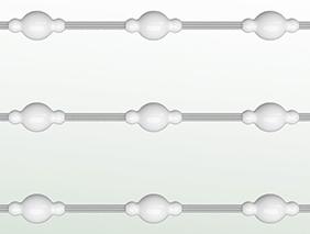 Сетка медиафасада 3D-GM